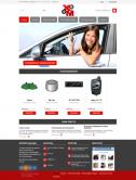 Адаптивный интернет-магазин автозапчастей